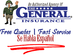 The General Car Insurance Quote Entrancing The General Car Insurance Quote Endearing Contact The General Car